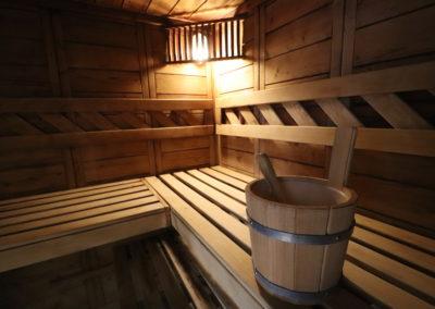 SPA des capucins - Actualité - Sauna